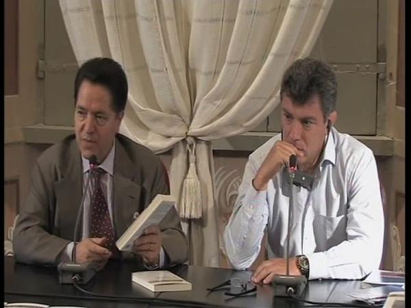 BORIS NEMTSOV. DISASTRO PUTIN (2009). Video in russo e in italiano
