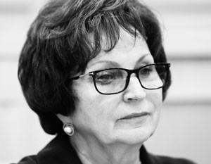 Сенатор призвала недовольных бедностью россиян помнить об «ужасах войны»