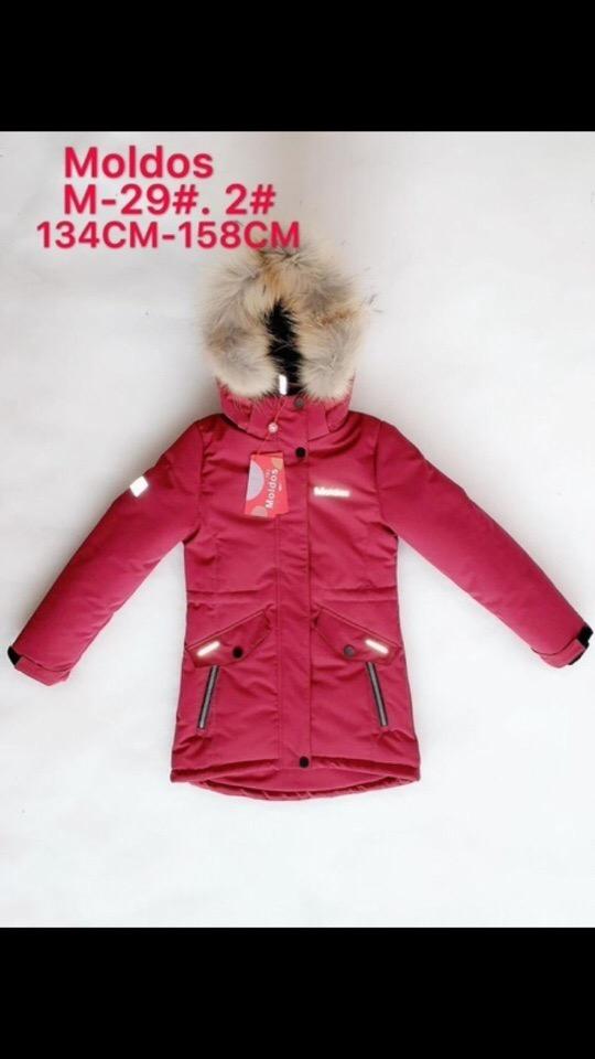 Пальто Moldos M-29-2