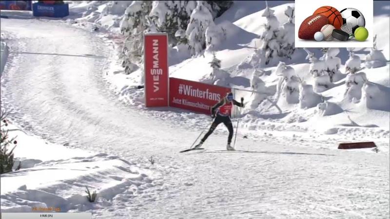 Биатлон. Кубок мира. Этап 2 в Хохфильцене, Австрия. Женщины. Спринт. 7,5 км. Прямая трансляция