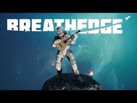 Breathedge: Затерян, но не сломлен.