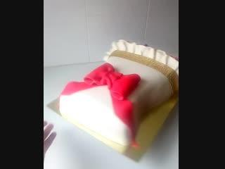 Торт-букет🌹🌹🌹