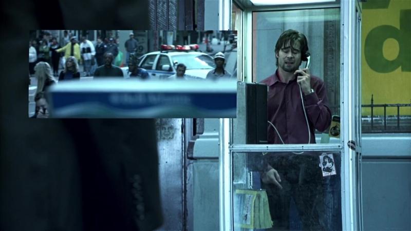 Телефонная будка (Таксофон) | Phone Booth | HD (1080p) | 16 | 2002 (Дубляж: Профессиональный многоголосый 2)