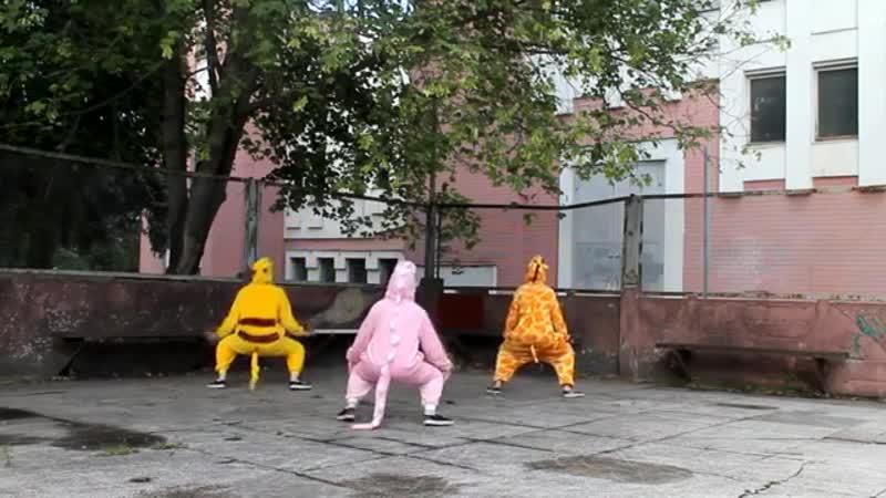 Kigurumi Dance (скачатьвидеосютуба.рф) (1).mp4