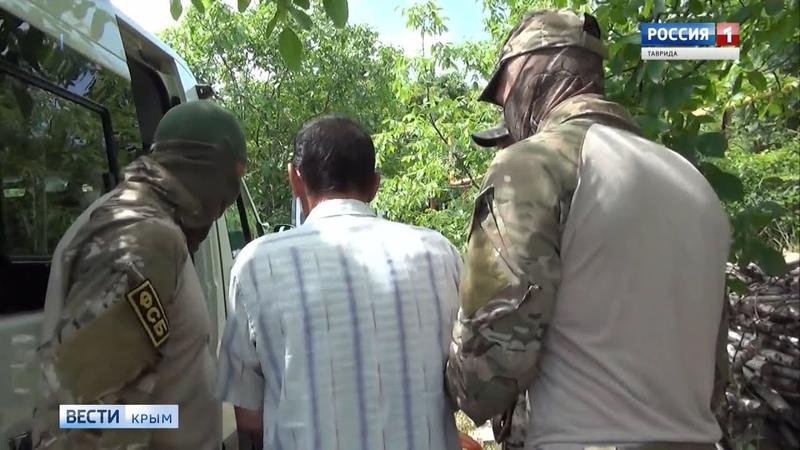 Задержание Хизбов в Крыму. Специальный репортаж