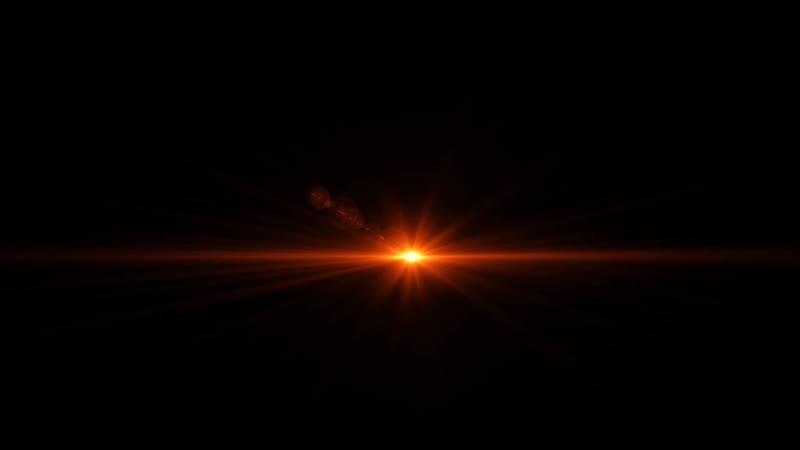 Red flares (18) яркая вспышка
