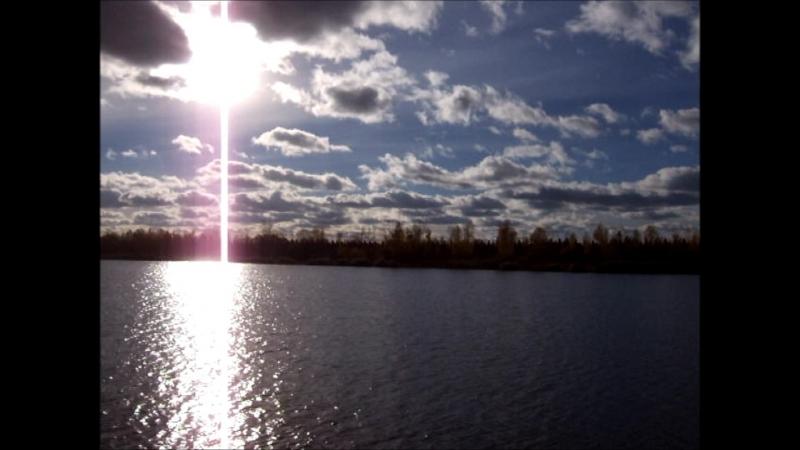 Осень, Набережные Челны, прыжки в реку Кама