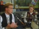 Kylie Minogue &amp Jason Donovan BBC Open Air Interview (1988)