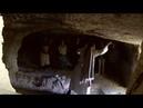 Вокальное погружение с Александром Журавлём. Пение в акустической пещере, Эски-Кермен. Крым.