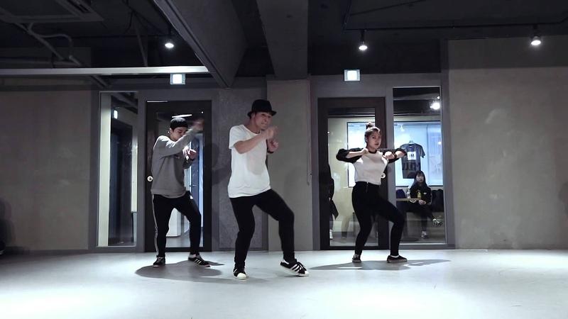 J Ho Choreography Chocolate Legs - Eric Benet