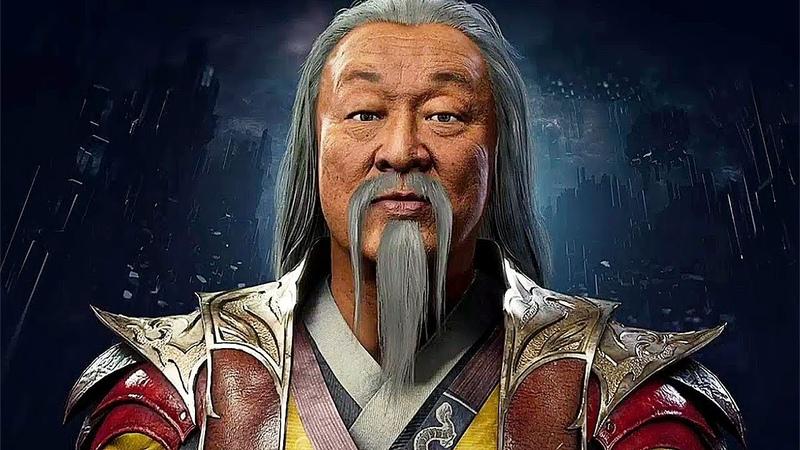 Mortal Kombat 11 - SHANG TSUNG Reveal Trailer (90s Movie Shang Tsung) MK11