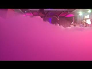 Тяжелый дым на свадьбу
