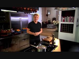 Курс элементарной кулинарии Гордона Рамзи  Эпизод 2