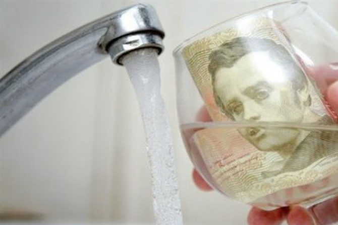 В Северодонецке подымут тариф на воду