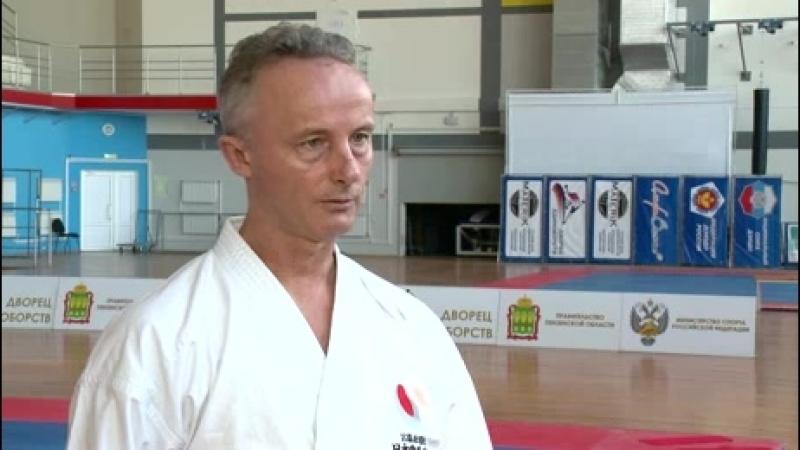 В Пензе провели учебно-тренировочный семинар по карате сетокан