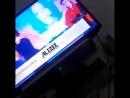 Alizee небольшой сюжет на TV в Мексике