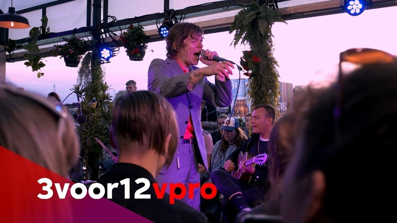 Cage The Elephant Sessie op Pinkpop 2019