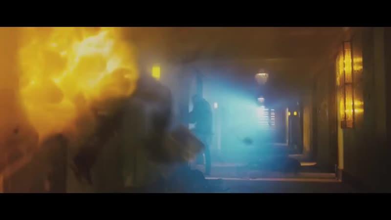 Каратель Территория войны 2008 кино трейлер