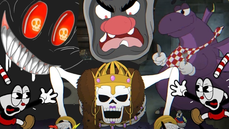 11 Awesome Cuphead Fan Made Bosses You Must Seee