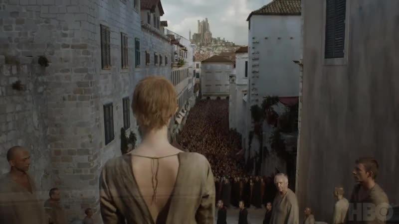 Игра престолов Тизер сезон 8