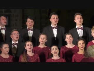 Духовная номинация WCG Tshwane 2018 - Academic Choir of the Ural Federal University