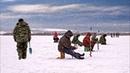 Минимум людей и лунок - рыбакам напомнили о безопасности на льду