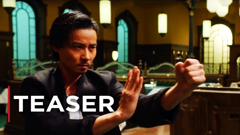 Master Z The Ip Man Legacy (2018) Teaser - Max Zhang, Dave Bautista, Michelle Yeoh, Tony Jaa
