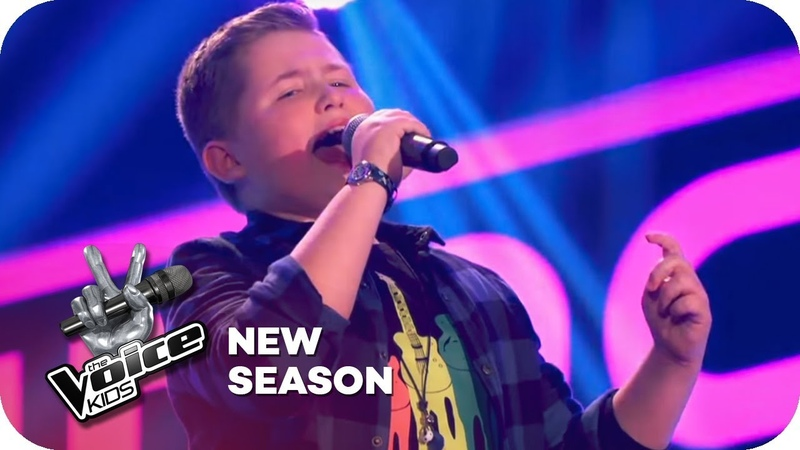 Metallica - Enter Sandman (Klaas) | Blind Auditions | The Voice Kids 2018 | SAT.1