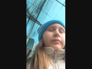 Настя Попова — Live