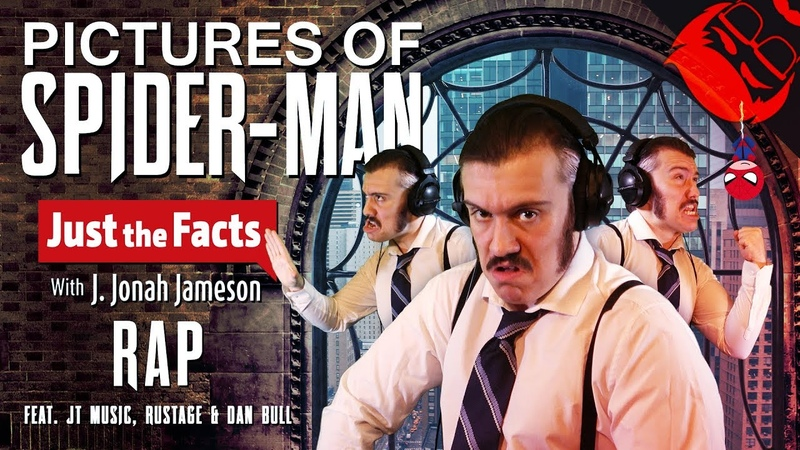 PICTURES OF SPIDER-MAN | J. Jonah Jameson Rap feat. JT Music, Rustage Dan Bull