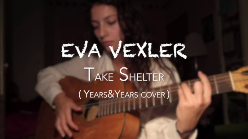 Take Shelter (YearsYears guitar cover)