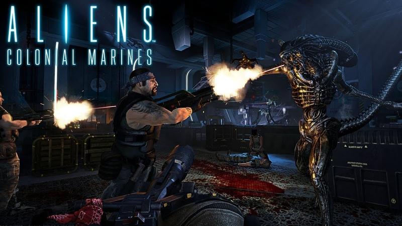 Aliens Colonial Marines ➤ Прохождение ➤ Эпизод 11 ➤ Домой