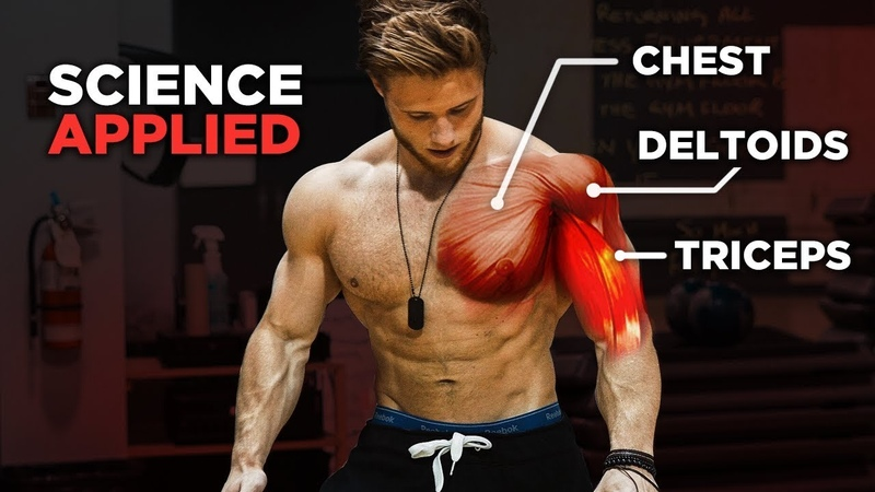 The Most Effective Science-Based PUSH Workout: Chest, Shoulders Triceps (Science Applied Ep. 1)
