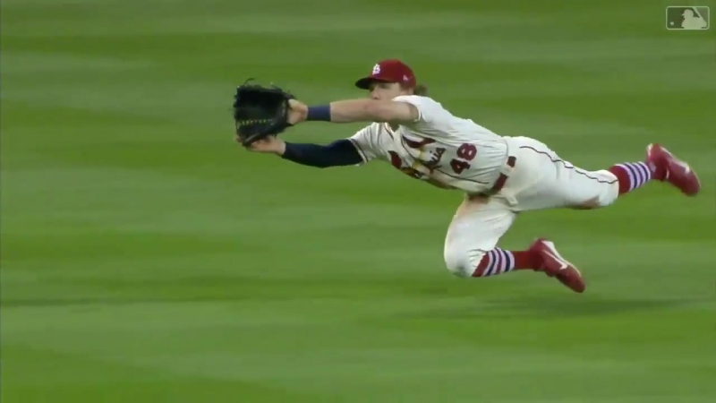 Bader and the Cardinals are going all out. They have leapfrogged Milwaukee for the second NL Wild Card spot.