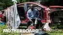 The Rogue Tesla Mechanic Resurrecting Salvaged Cars