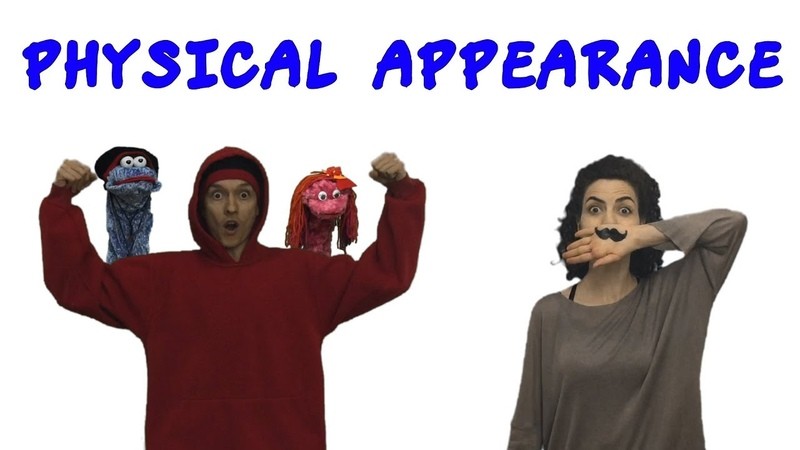 Physical Appearance Song | Describing People Song | English Vitamin Bubbles