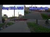 0) Открытие 1-го сезона! Тест-драйв новой камеры Sony HDR AS20.