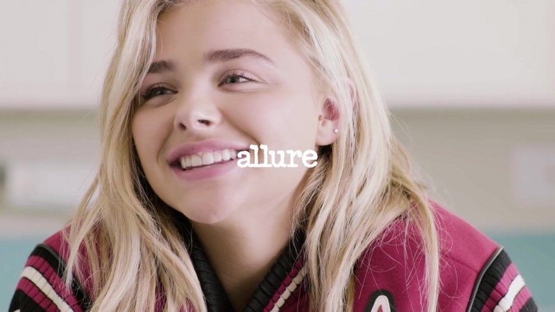 Chloë Grace Moretz on Her Casual But Cool Style Essentials My Look Allure