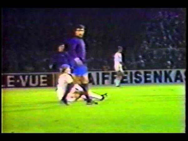 1978-79 UEFA Cup Winners Cup - Anderlecht v. Barcelona