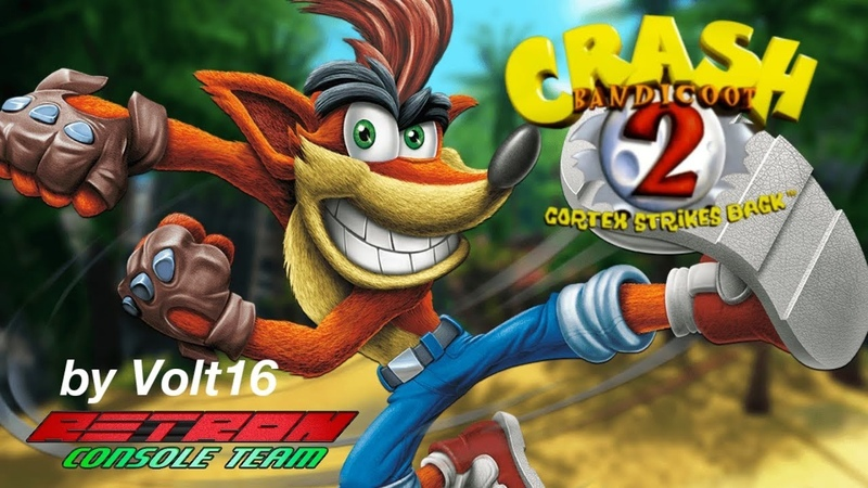 Crash Bandicoot:2 N. Sane Trilogy part 1