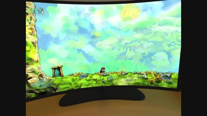 Virtual Desktop - VR шлем вместо монитора!
