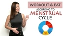 How to Workout Eat According to Your MENSTRUAL CYCLE Lose Weight | Joanna Soh