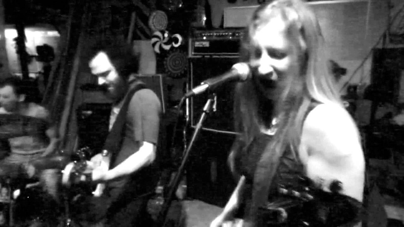 AILS live @ First church of the Buzzard Oakland 2015 5 1 m first show
