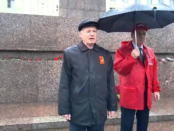 1 секретарь Ставропольского горкома КПРФ 7 ноября