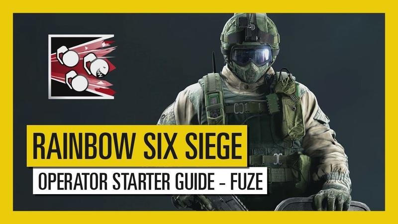 Tom Clancy's Rainbow Six Siege – Operator Starter Guide Fuze