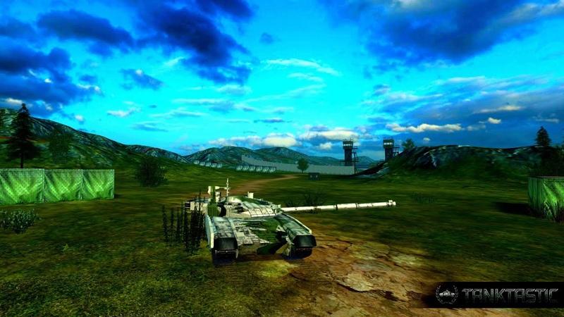 ЭТОТ ТАНК УДИВИЛ ВОЕННЫХ😱 Обзор Т90 МС Тагил [Tanktastic 2.3]