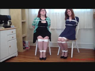 They need money- laura and lindsey gagged