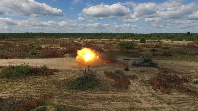 Т 72АМТ від Київського бронетанкового заводу