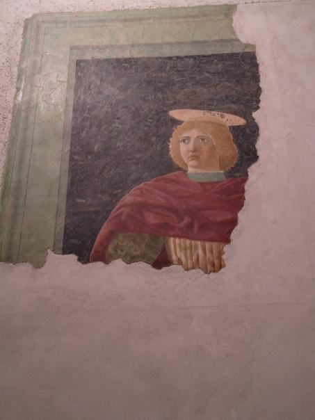Выставки в Эрмитаже. Пьеро делла Франческа. Монарх живописи. 07.12.2018 - 10.03.2019. Вот это меня действительно вдохновило! Чисто, проникновенно, эмоционально. Выставка небольшая, но она столь