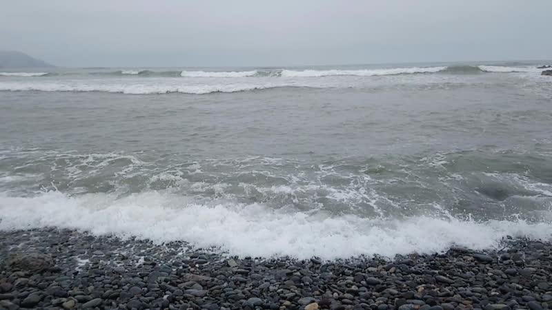 Первая встреча с океаном. Лима.